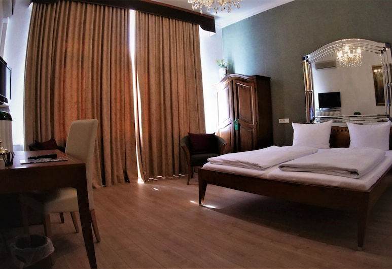 Hotel Burgund, Moenchengladbach, Double or Twin Room, 1 Double Bed, Non Smoking, Guest Room