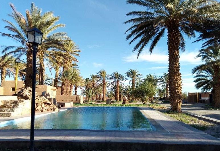 Ferme d'Hôte Amerdoul, Fam El Hisn, Outdoor Pool