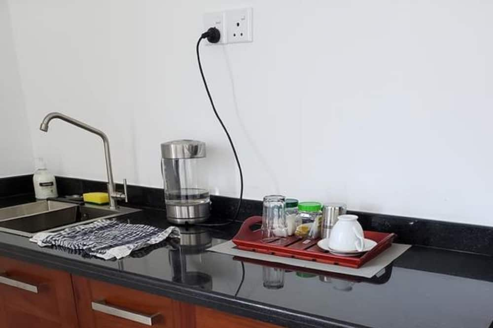 Dvojlôžková izba - Spoločná kuchyňa
