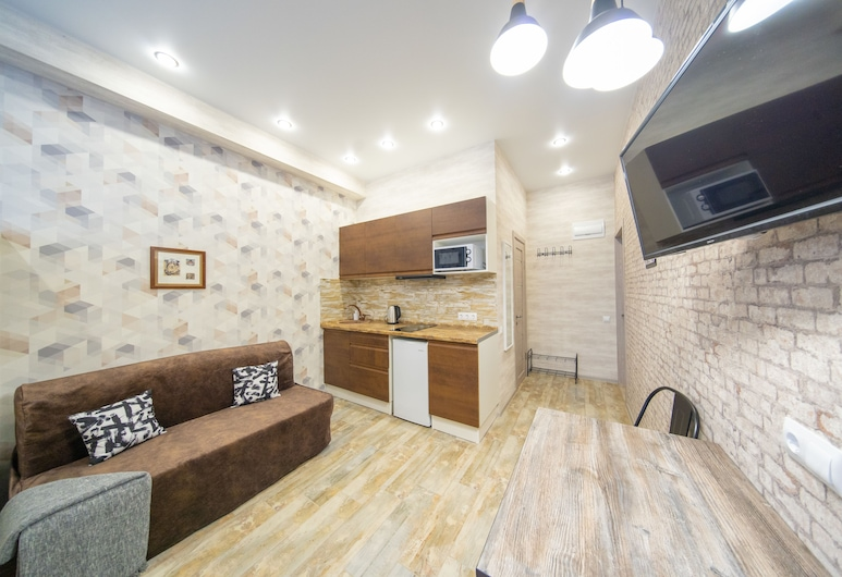 More Apartments na Tsvetochnoy 30 (5), Adlersky