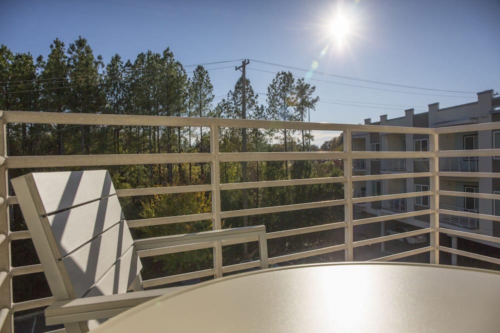 Appartement, 1 slaapkamer, Balkon - Balkon