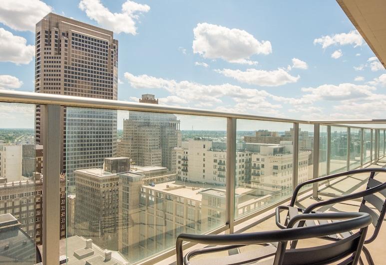 壯麗市中心公寓酒店, 聖路易斯, 公寓, 城市景, 露台景觀