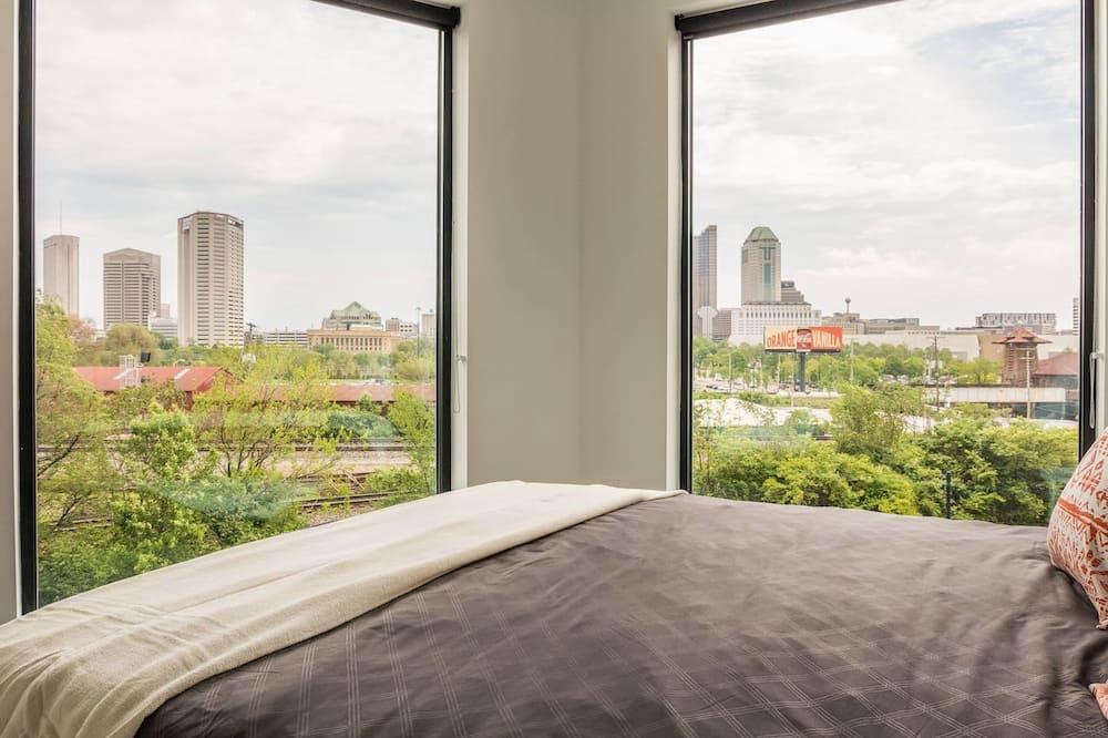 Căn hộ, 2 phòng ngủ, Ban công, Quang cảnh thành phố - Quang cảnh thành phố