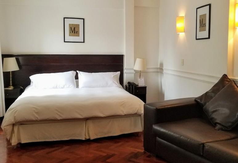 Hotel San Antonio, Buenos Aires, Suite, Zimmer