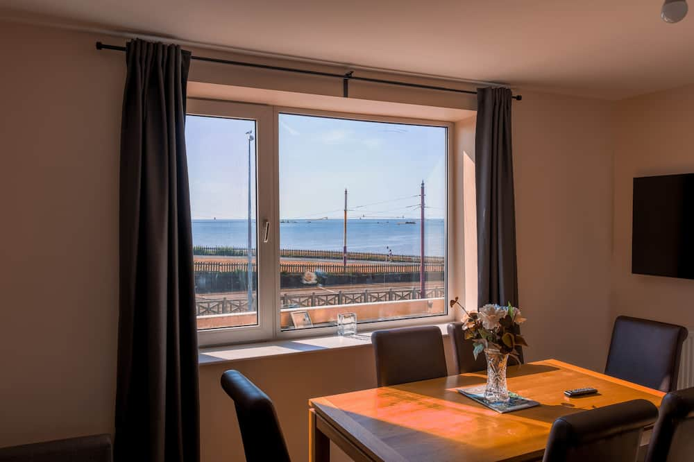 Apartment with Sea View  #5 - In-Room Dining