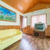 Triple Room, Mountain View - Living Area