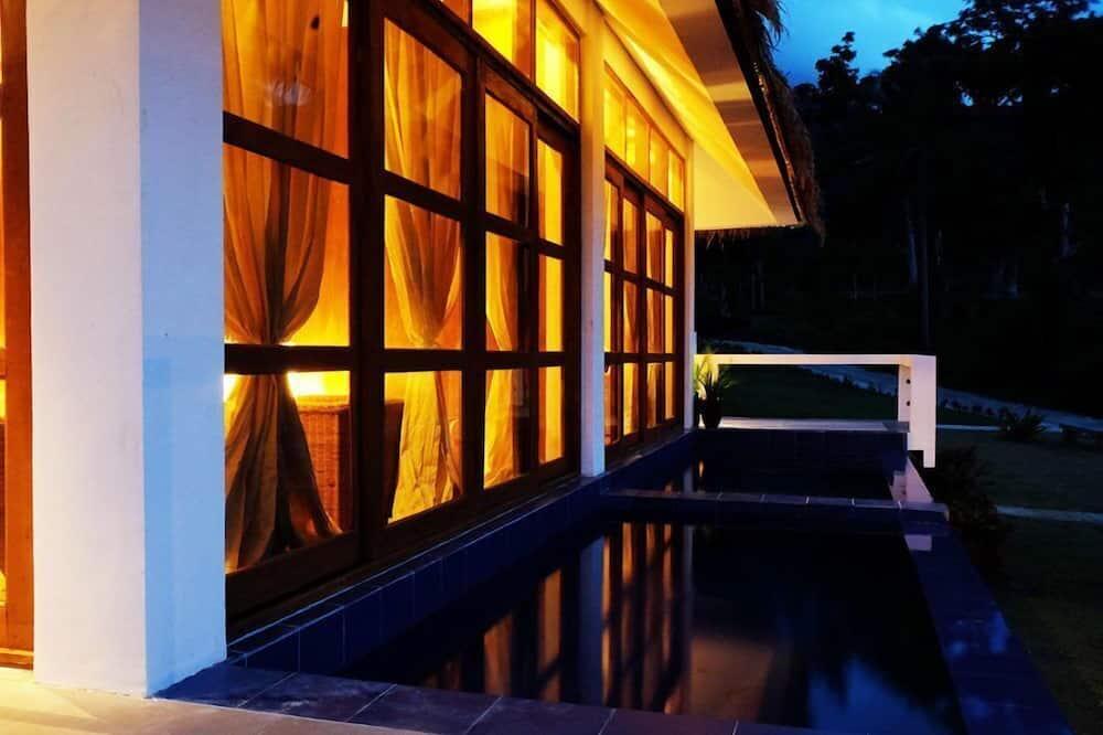 Tvíbýli - einkasundlaug (Villa) - Einkasundlaug