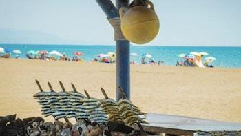 Obrázek hotelu Marbella Beach Luxury apartment ve městě Marbella