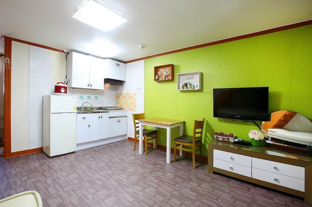 Maisonnette (Cookie) - Woonruimte