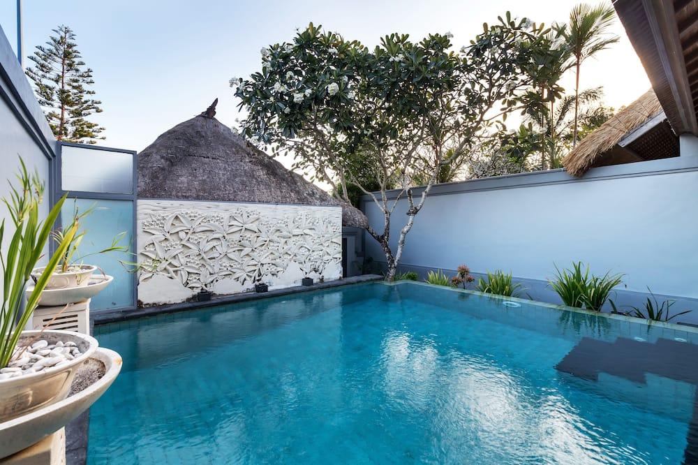 Villa, 3 habitaciones, vistas a la piscina - Piscina privada