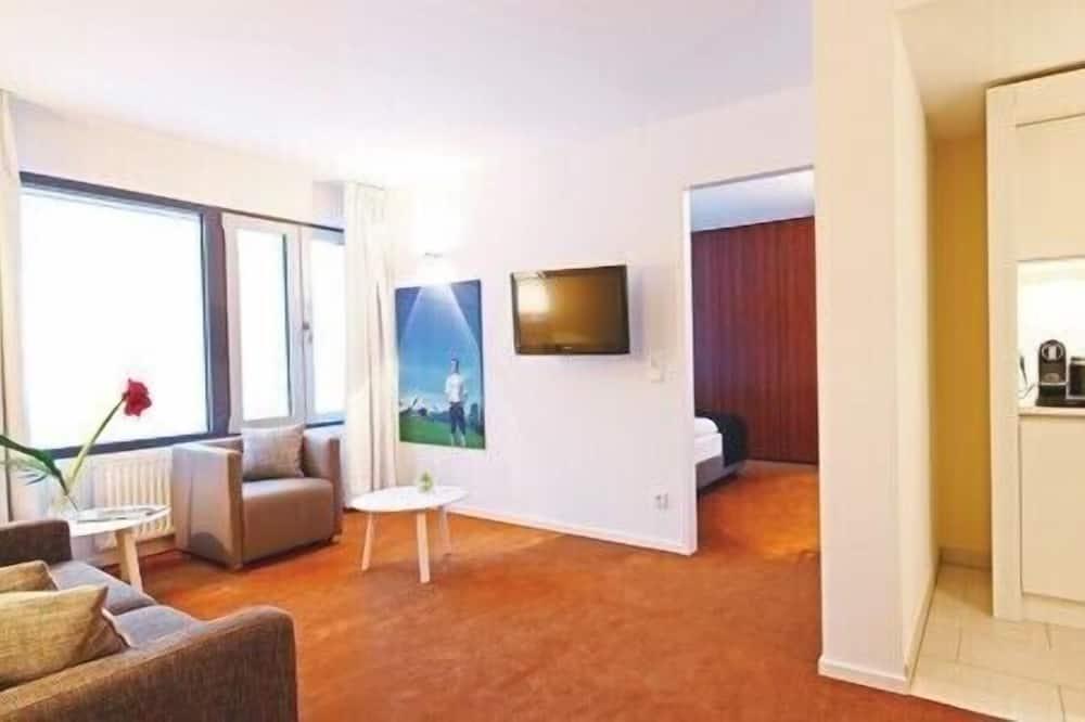 Улучшенные апартаменты - Зона гостиной