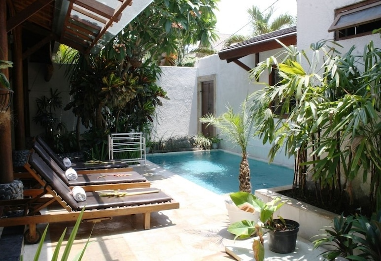 Villa Belharra, Seminyak, Villa, 2 Bedrooms, Private pool