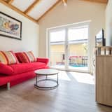 House (50qm-Bacchus-incl. 60EUR cleaning fee) - Living Area