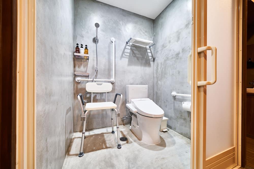 더블룸, 장애인 지원, 전용 욕실 (Accessible) - 욕실