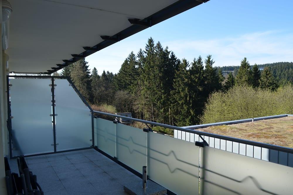 Appartement, 2 slaapkamers (Reinigungsgebühr /Cleaning Fee EUR 60) - Balkon