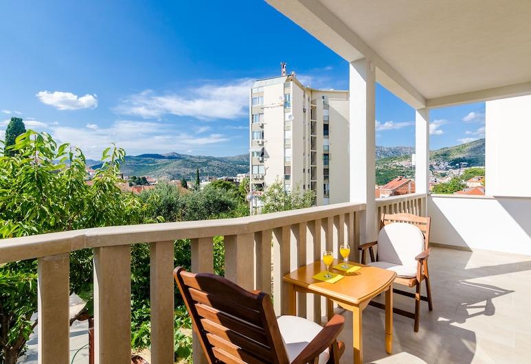 Apartments & Rooms V&M, Dubrovnik, Apartamento luxo, 1 quarto, Vista para a cidade, Varanda