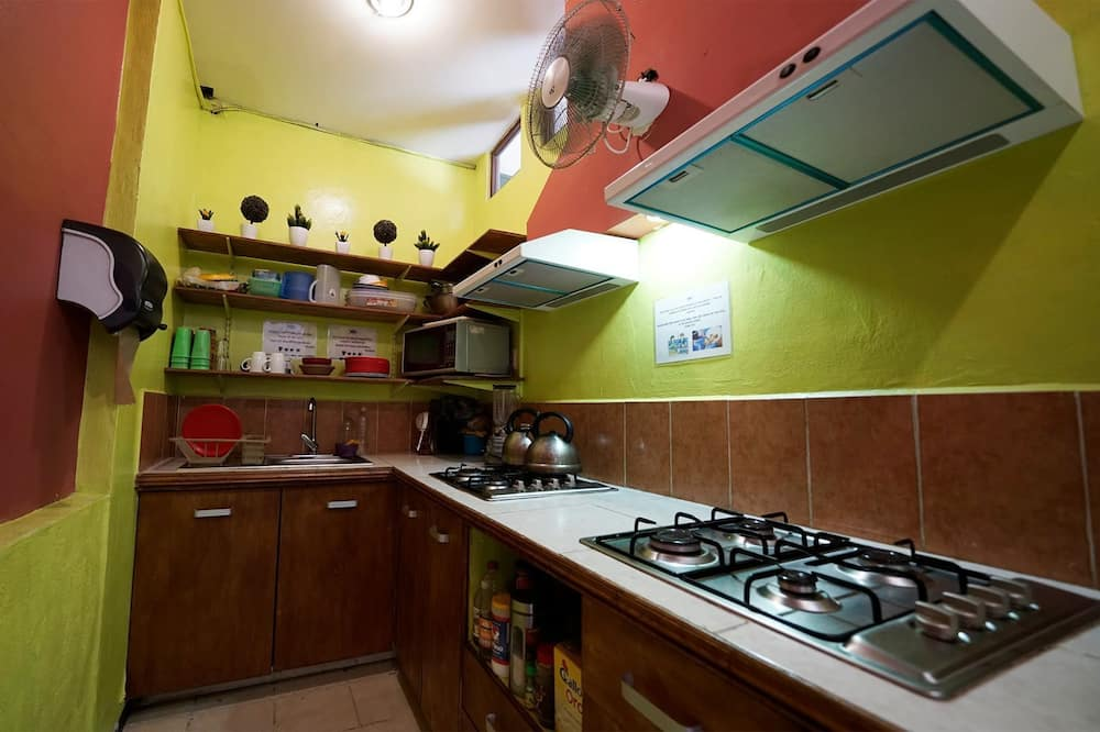 Basic Shared Dormitory, Women only - Shared kitchen