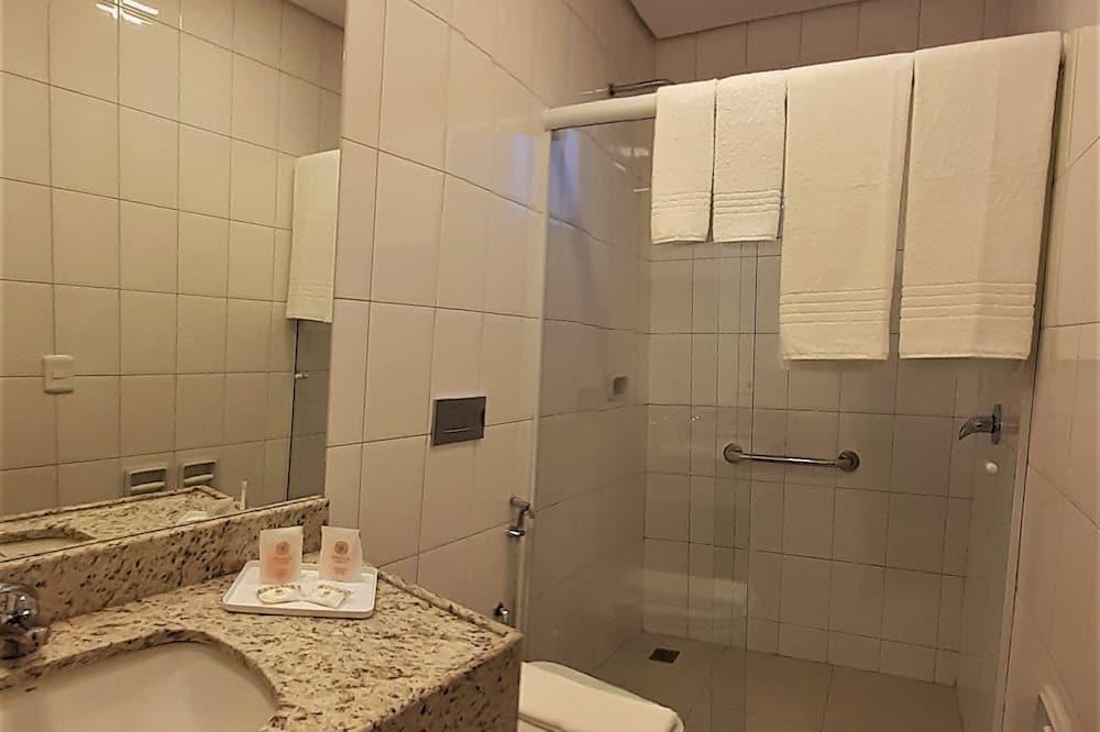 غرفة للاستخدام الفردي لرجال الأعمال - غرفة نوم واحدة - حمّام
