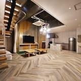 Rodinný dvojposchodový apartmán, kuchynka (Party Room) - Hosťovská izba