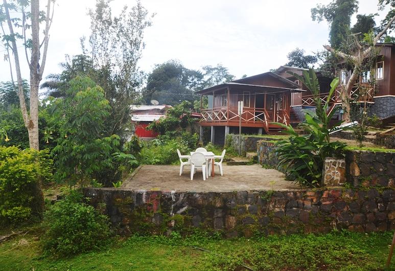 Guest House Quinta Natural, Sao Tome Island, Garden