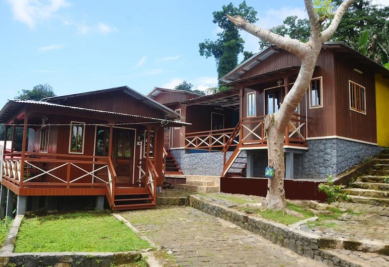 Guest House Quinta Natural, เกาะเซาตูเม, บังกะโล, ห้องพัก