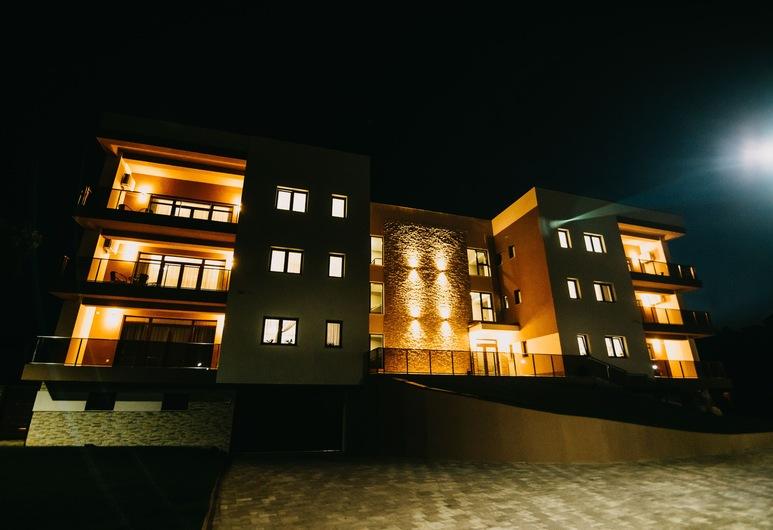 Gaudi Accommodation, Cluj-Napoca, Framhlið gististaðar
