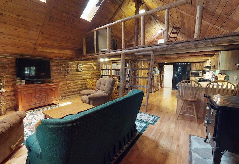 Stunning Apple Lane Log Cabin, Blanding
