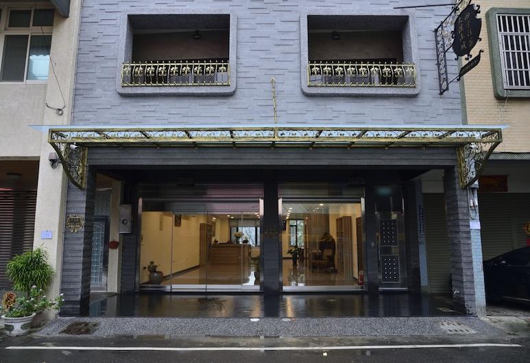 DA XI LAO CHENG SI JI XING GUAN, Taoyuan City, Façade de l'hôtel