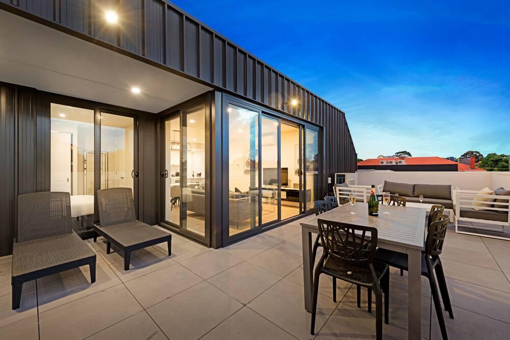 Two Bedroom Premier - Балкон