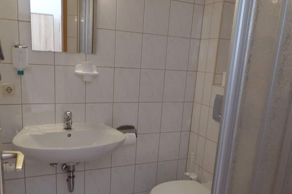 基本雙人或雙床房 - 浴室