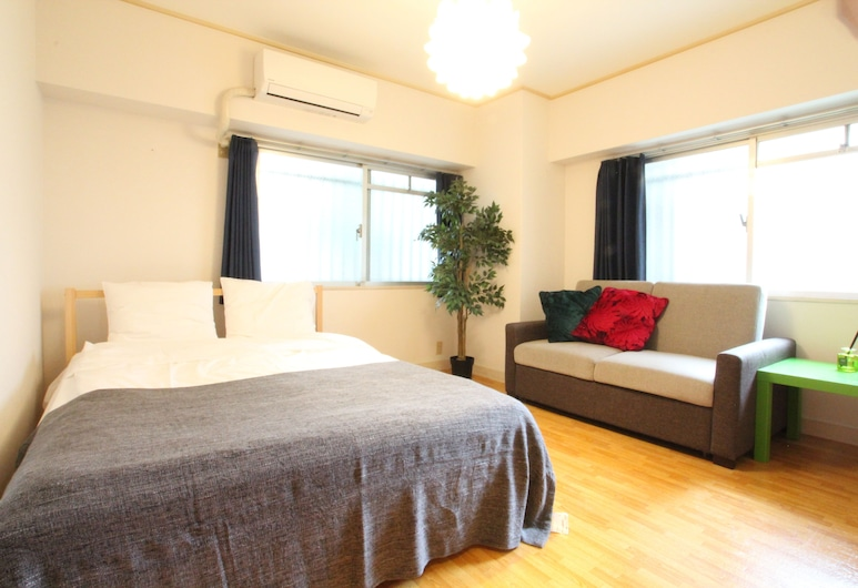 Namba Big Room Apartment, 大阪市, アパートメント, 部屋