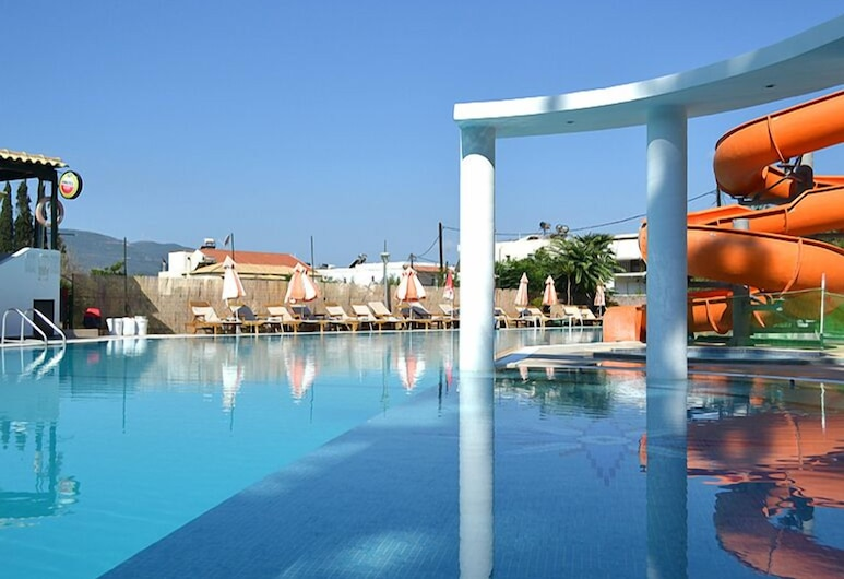 美格達斯卡瑪雷斯酒店, 波洛斯, 泳池