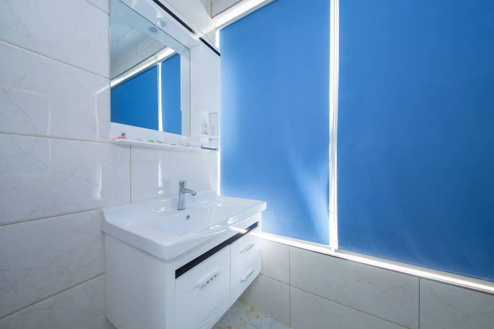 プレミア スイート 2 ベッドルーム 禁煙 - バスルーム