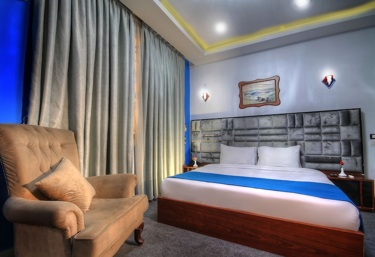 Cairo Capital Plaza, Cairo, Double Room, Guest Room