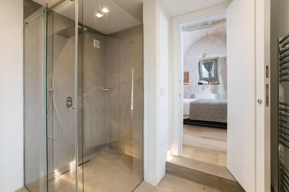 Design - kahden hengen huone (Trullo) - Kylpyhuone