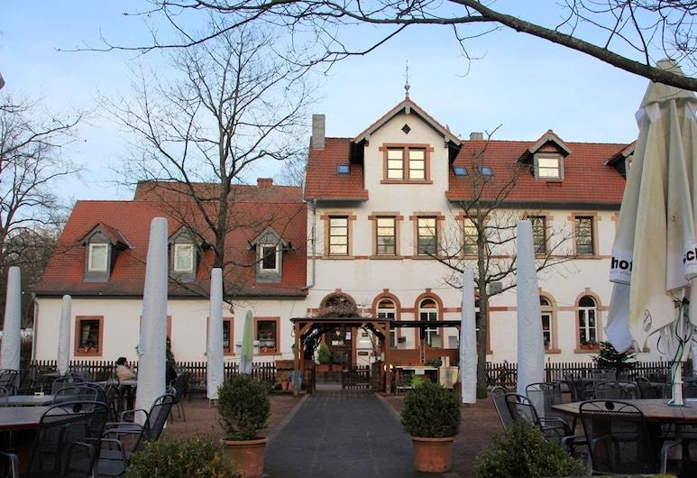 Hotel Restaurant Bremerhof, Кайзерслаутерн, Фасад отеля