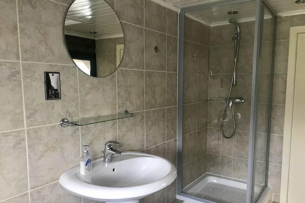Deluxe-huone, 1 suuri parisänky - Kylpyhuone