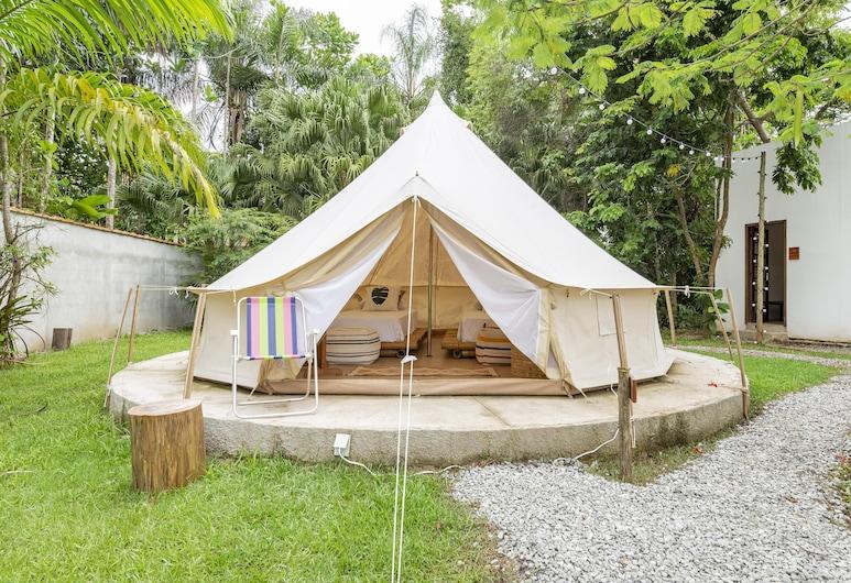 Selina Paraty, Paraty, Glamping Tent, Terras