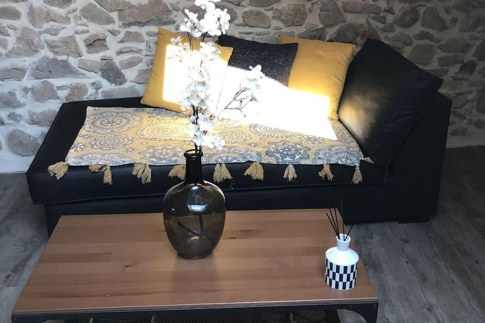 Suite (Maë) - Living Area