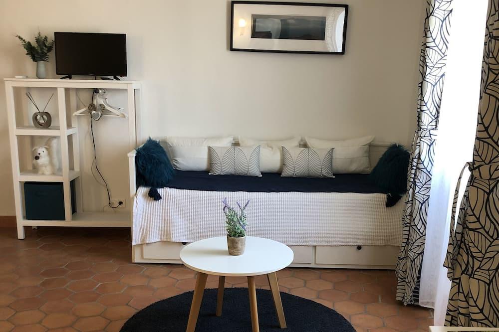 Suite (Loélie) - Living Area