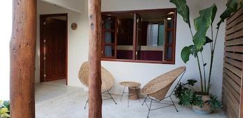 Bacalar — zdjęcie hotelu Poza Clara Sanctuary Hotel