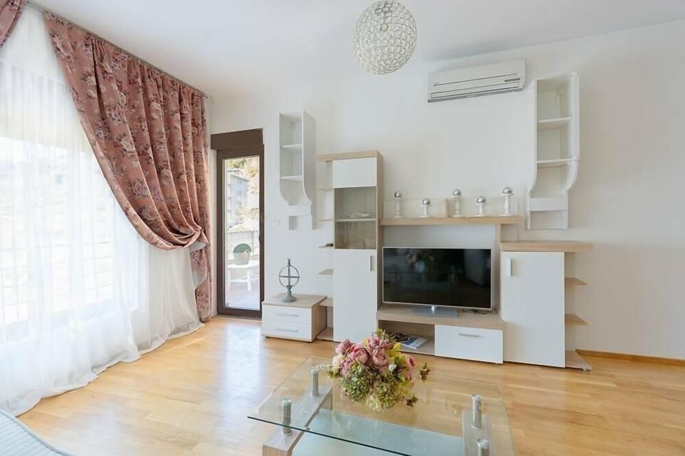 Apartmán (Butterfly) - Obývacie priestory