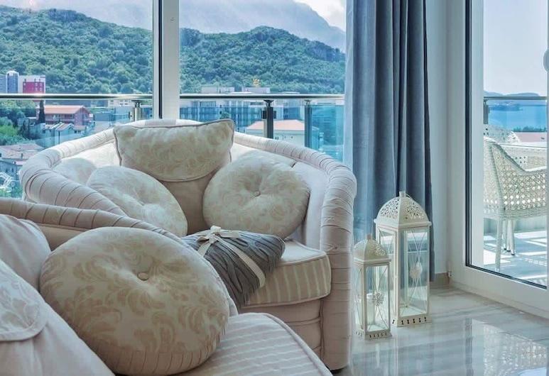 Beautiful apartments in Montenegro, Бечичі, Апартаменти, 2 спальні (ArtDeco), Номер