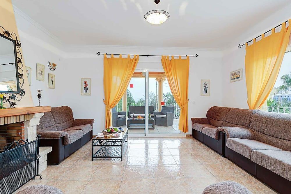 Villa, Multiple Bedrooms, Private Pool - Living Room