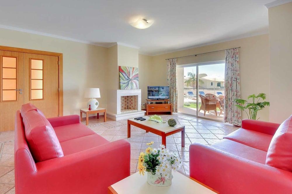 Villa (3 Bedrooms) - Living Room