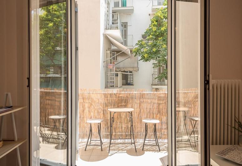 Κομψό διαμέρισμα στην Ακρόπολη από την Cloudkeys, Αθήνα, City Διαμέρισμα, Μπαλκόνι