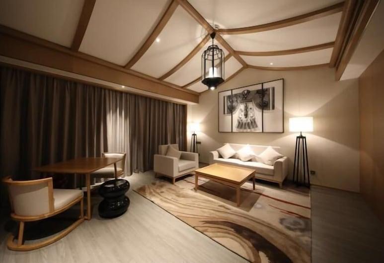 舟山悅來度假酒店, 舟山市, 套房, 客廳