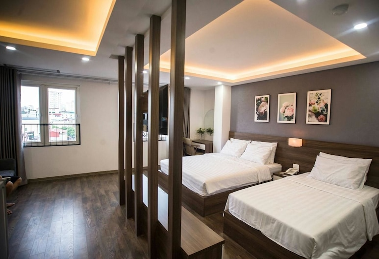 ZO Hotels Tran Duy Hung, Hanoi, Triple Room, Guest Room