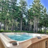 Suite, 1 Bedroom, Hot Tub, Garden View - Private spa tub