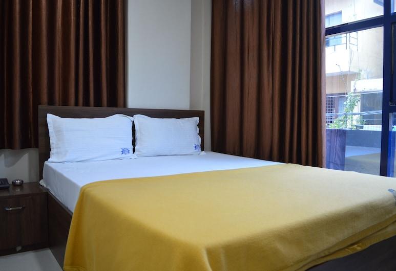 로열 스타 호텔, 벵갈루루, 스탠다드 더블룸, 객실